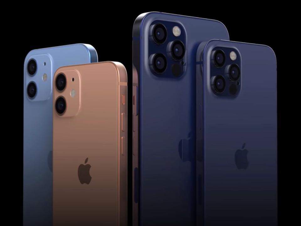 THE POWER OF THE iPhone 12 PRO CAMERA