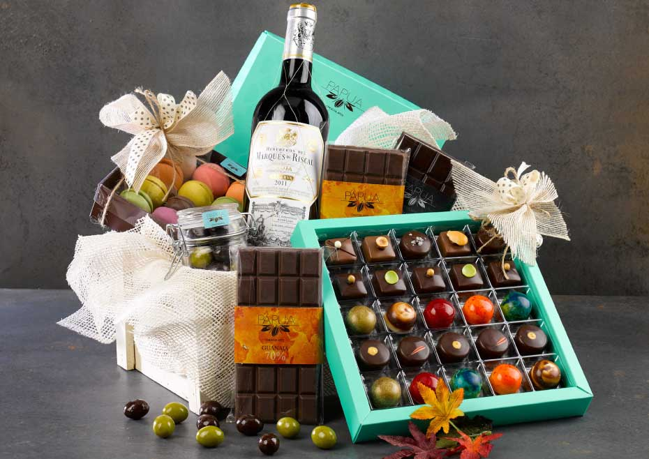 Romance in a basket – gift baskets to your beloved